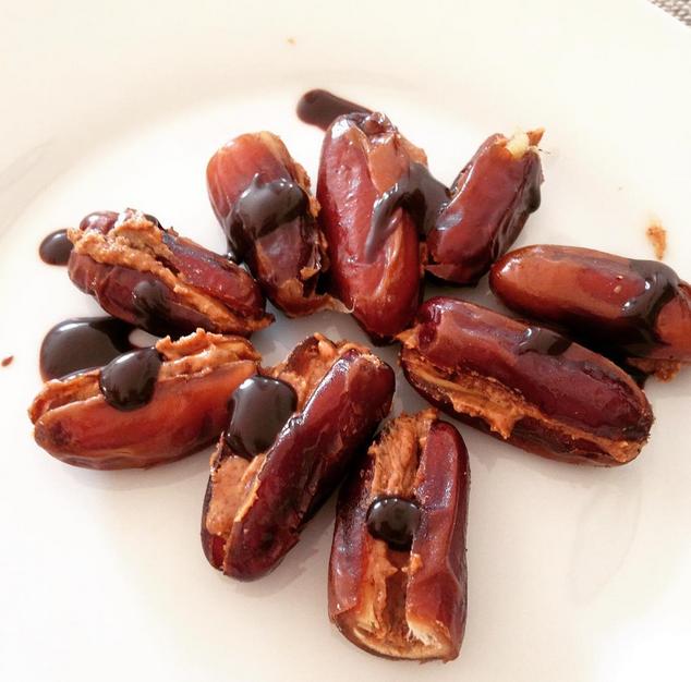 caramel dates