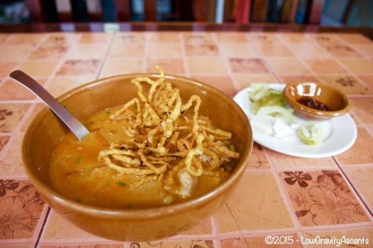 Khao Soi Chiang Mai