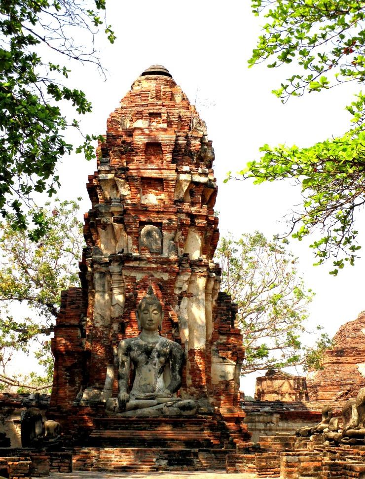 Ayutthaya pagoda