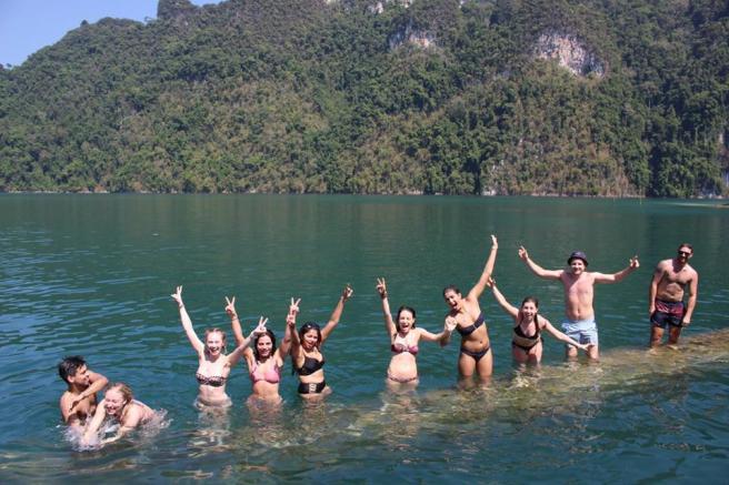 thailand log balance
