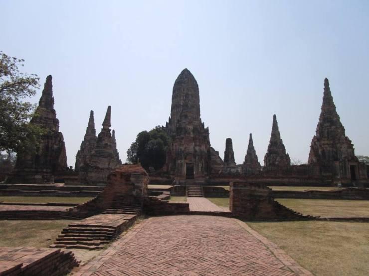 thailand pagoda