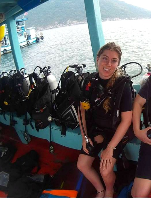 diving koh tao