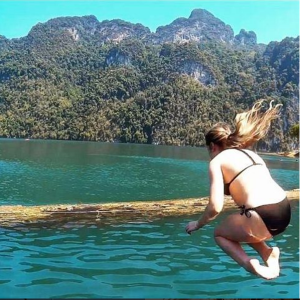 kaoh sok swim thailand