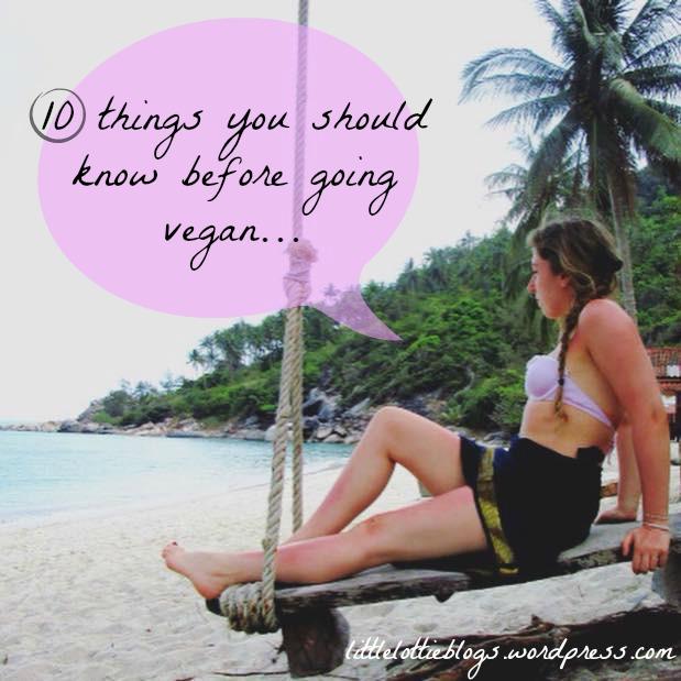 vegan post