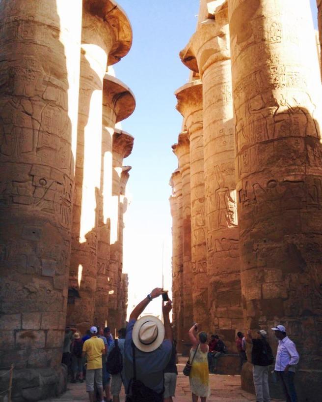 Karnak egypt