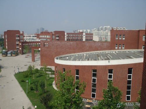 china school we stayed at