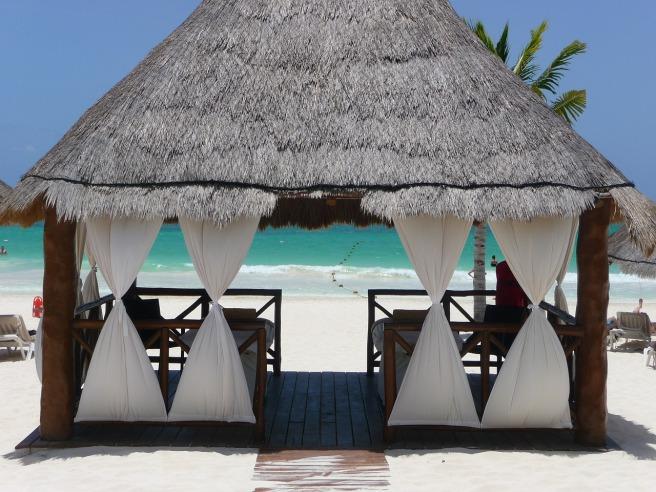 beach-hut