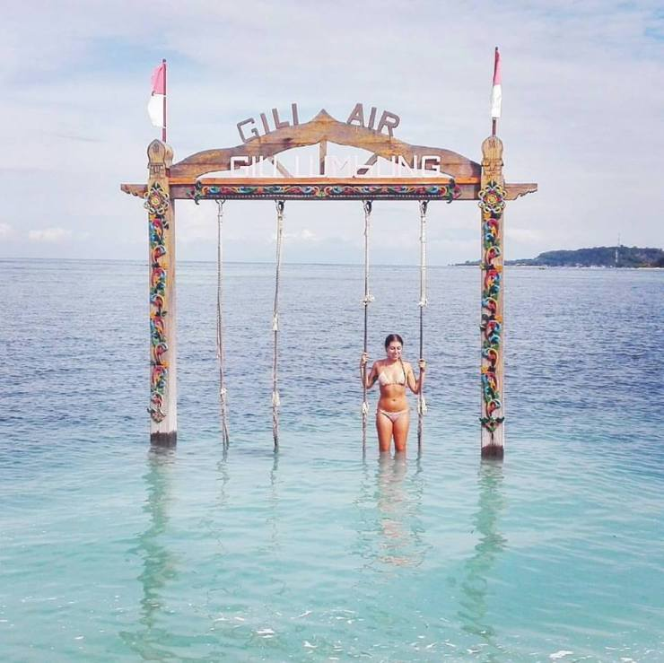 gili air swing
