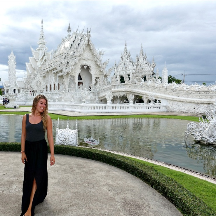white temple frontme